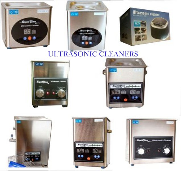 Liquid Glass Oz Ultrasonic Cleaners
