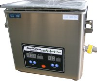 Ultrasonic Cleaner LGO100W-25H with tap