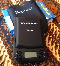 Pocket/Jewellery Scales 150g/0.05g