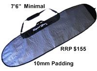 Surfboard Cover Superthick  7Ft 6In Mini Mal