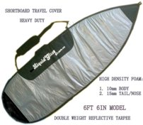 Surfboard Cover  10/15MM 6Ft 6In Shortboard