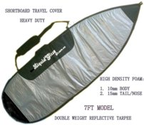 Surfboard Cover 10/15MM 7Ft Shortboard
